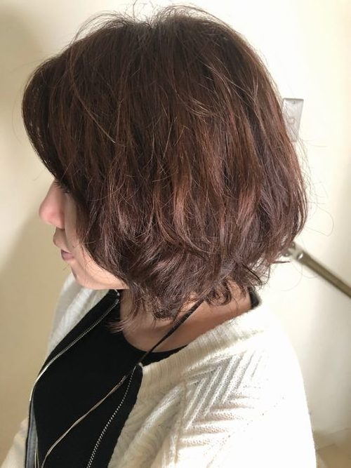 函館・美容室・ヘアスタイル